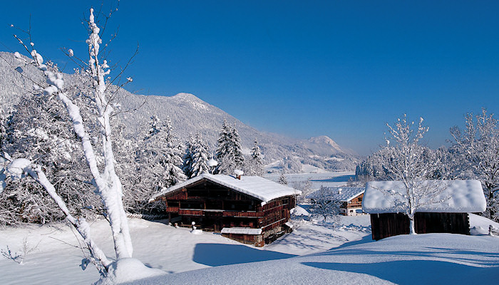 Tirol in Winter